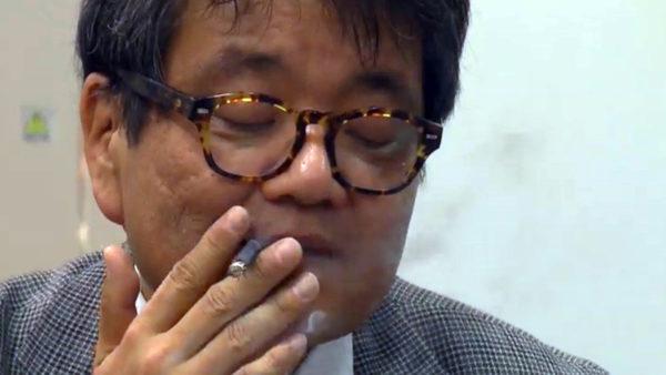 """ドワンゴ喫煙室で議論する""""行き過ぎたタバコ規制""""森永卓郎「タバコを吸ってはやく死のう」"""