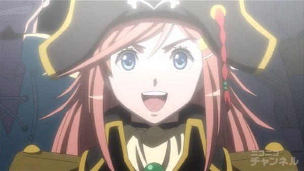 さぁ、海賊の時間だ! アニメ「モーレツ宇宙海賊」全26話の一挙放送が決定