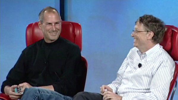 IT業界に永遠に語り継がれる宿命のライバル――スティーブ・ジョブズ&ビル・ゲイツ