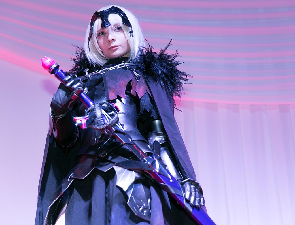 Fate/Grand Order コスプレ FGO冬祭り トラベリン …