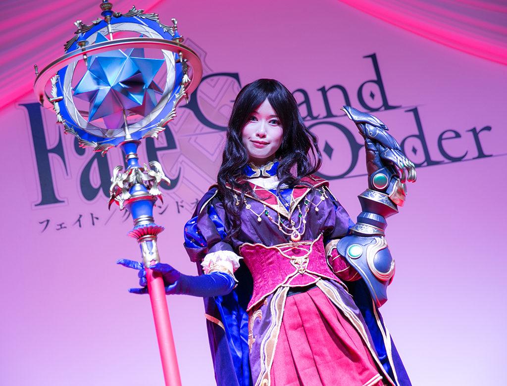 マシュ・キリエライトのコスプレ写真 Fate/Grand …