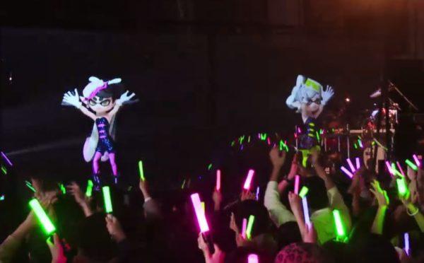 『スプラトゥーン2』発売直前! 日仏で開催された「シオカライブ」映像をセットリスト付きで紹介