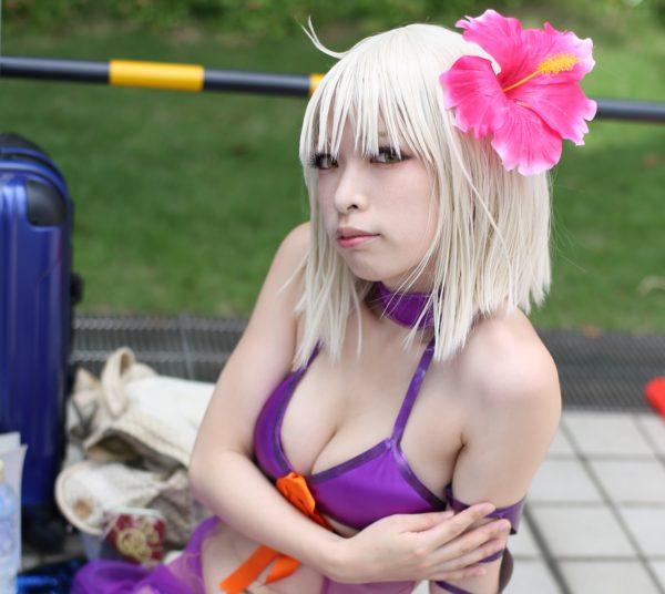 『Fate』ビキニの「ジャンヌ・ダルク」、『艦これ』セクシー過ぎる「鹿島風」etc…夏コミで見つけた可愛いレイヤーさんまとめ【C92】