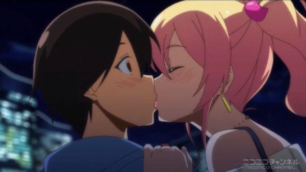 コメントデータで見る『はじめてのギャル』第10話(最終回)盛り上がったシーンTOP3。遊園地デートでついに初キス。ハッピーエンドだなあおい!