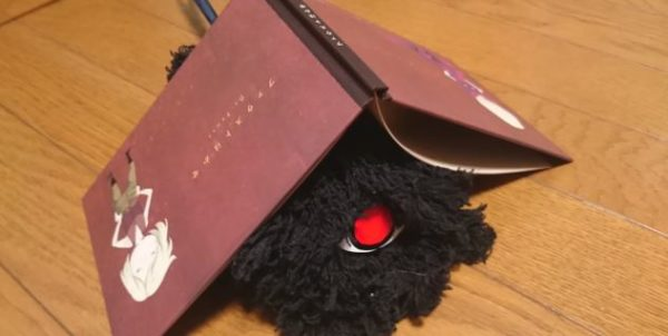 『魔法使いの嫁 星を待つ人 中篇』イエナリちゃんがハンドモップに変身!