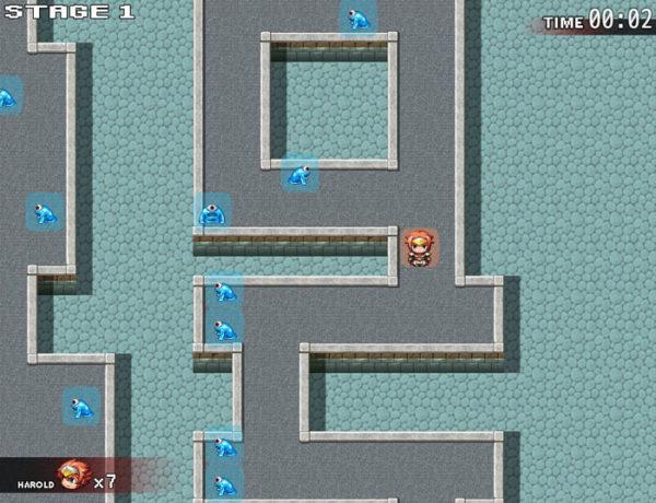 イライラ棒を思い出しました。目が点になる難易度設定のゲーム『雷撃イライラハロルド』が超絶ムズい