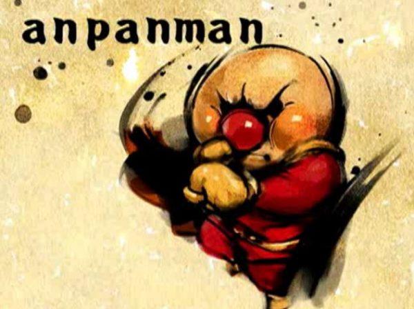 アンパンマンのキャラクターを格ゲー風に描いてみた。あなたが好きなのは誰ですか?