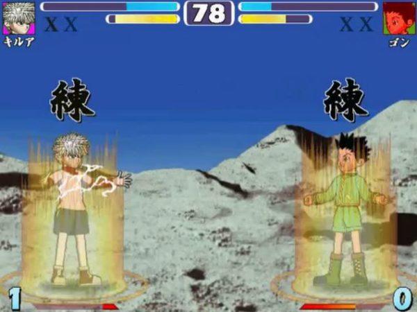作品愛と格ゲー愛にあふれた『HUNTER×HUNTER』の自作格闘ゲーム