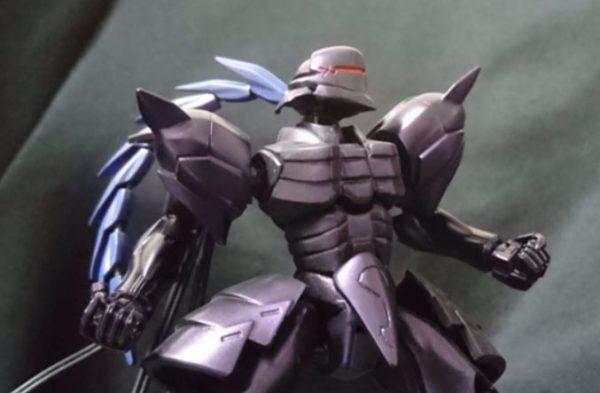 俺のサーヴァントは最強さ! 『Fate』バーサーカー・ランスロットをガンプラで作ってみた