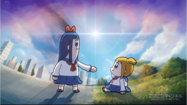 『ポプテピピック』15分アニメ×2回放送に中年男性ガチ困惑「録画失敗したのかと思った」