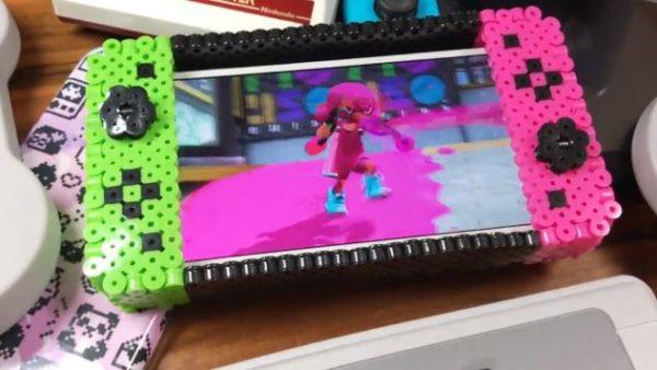 『スプラトゥーン2』Switch風のiPhoneケースを作ってみたら、最高にイカしたモデルになっちゃった!