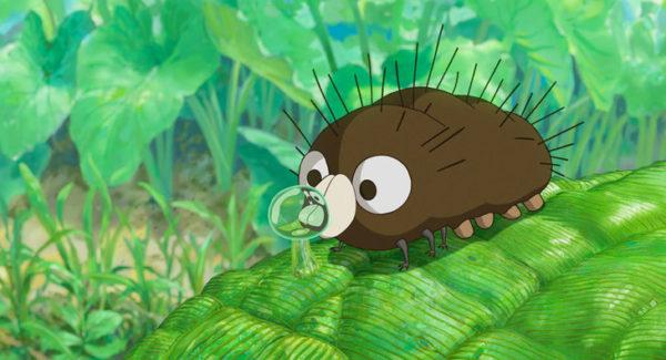 ジブリ新作『毛虫のボロ』ついに本日3月21日公開! さらに企画展示「食べるを描く。」など、いま「三鷹の森ジブリ美術館」がめちゃくちゃアツい