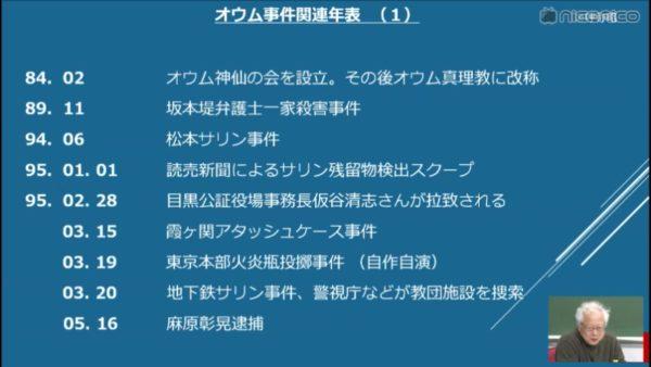 地下鉄サリン事件で公安関係者が想定した最悪のシナリオ「日本は彼らの支配下に置かれる危険性があった」