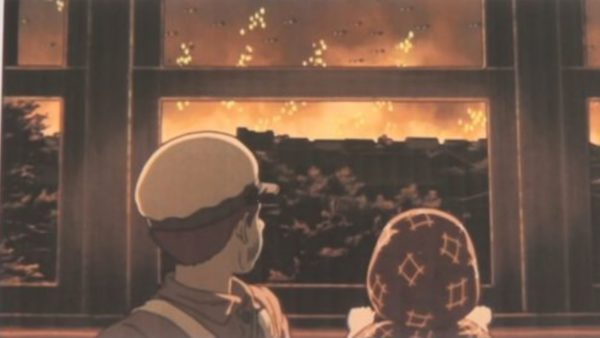 """『火垂るの墓』の""""火垂る""""とは「神戸大空襲の爆弾投下」を意味していた。「蛍のように生命が燃えて綺麗だね、という視点で眺めている」"""