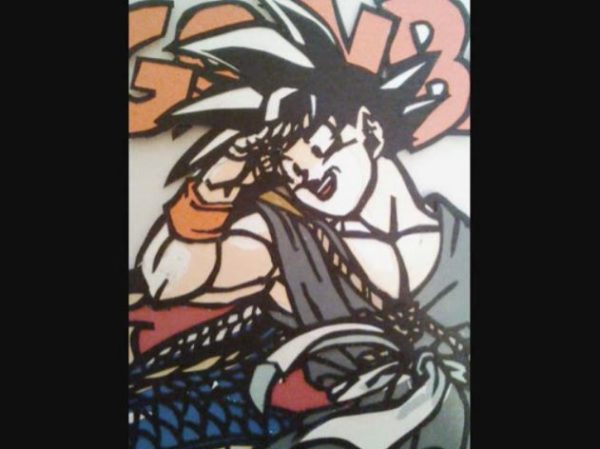 『ドラゴンボール』の緻密な切り絵! 悟空の表情、神龍の鱗の一枚一枚が世界でいっとー美しい