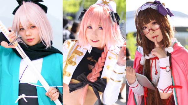 アストルフォ、ジャンヌ、刑部姫など「ニコニコ超会議2018」を彩った『Fate』シリーズのコスプレ写真まとめ