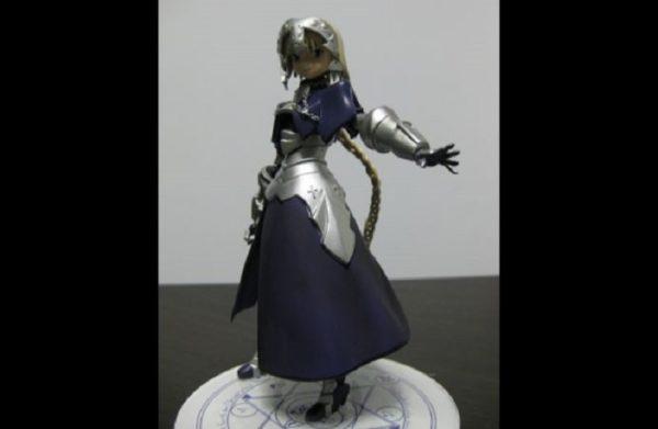 『Fate』figmaジャンヌ・ダルクを新垣あやせとセイバーオルタを改造して作ってみた 完成した凛々しい御姿に思わず「ジャンヌゥーー!!」