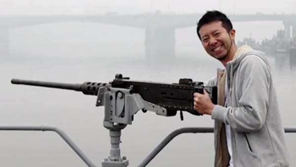北朝鮮で将軍様の居る方角にマシンガンを向けたらめっちゃ怒られた話。——北朝鮮に拿捕された米スパイ船「プエブロ号」を訪ねてみた