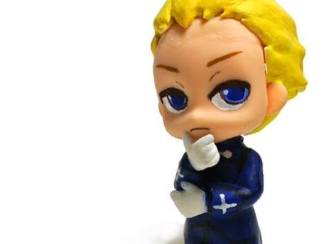 『Fate/Zero』ねんどろいどぷち風に作ったケイネス先生がキュートで可愛い!