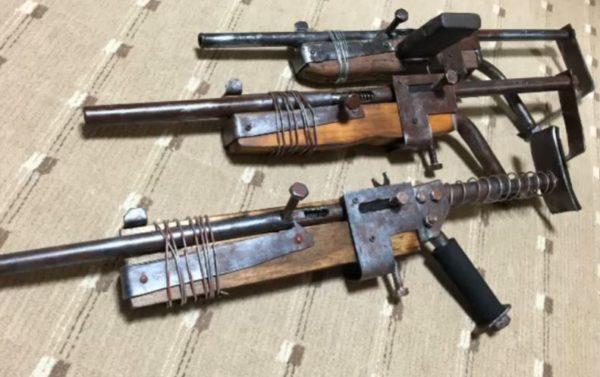 『Fallout 4』の武器「パイプライフル」を木材とプラスチックで再現。巧みなサビ塗装にあふれる世紀末感を見よ!