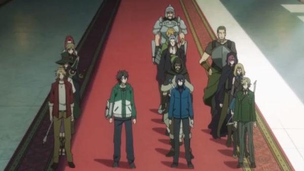 仲間分けの結果、盾の勇者ボッチ旅決定!? 3分で振り返る『盾の勇者の成り上がり』第1話盛り上がったシーン