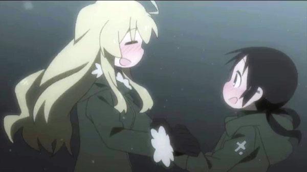 """最終回を迎えたアニメ『少女終末旅行』を主演声優が振り返る。水瀬いのり&久保ユリカが選んだ""""印象に残ったシーン""""とは?"""