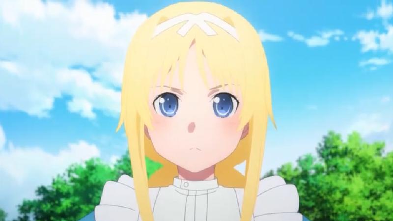 幼女なアリスの天使っぷりが最早反則級! 3分で振り返る『ソードアート・オンライン アリシゼーション』第18.5話盛り上がったシーン