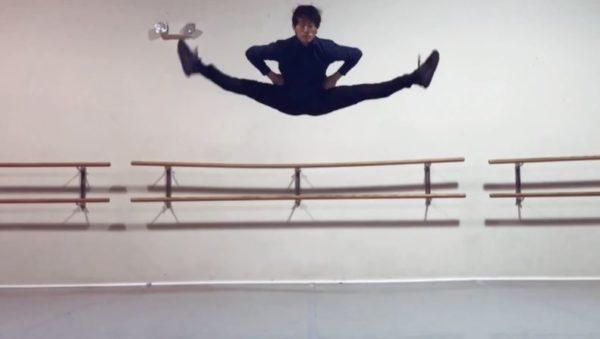 プロの身体能力高すぎぃ! バレエダンサーが踊るキレッキレの『ロキ』に「重力ってなんだっけ」「お美しい…」の声