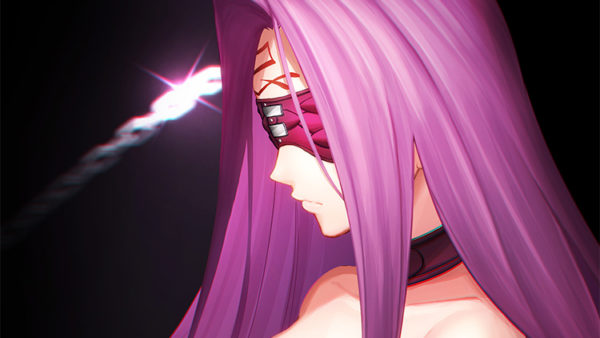 『Fate/Grand Order』ライダーのサーヴァント・メドゥーサのイラスト集