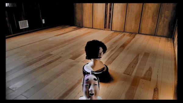 """ルンバを""""擬人化""""した結果…女性の頭部が部屋中を徘徊するという、あまりにもホラーな光景が誕生してしまった件"""