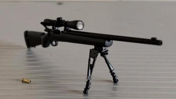 排莢できる極小プラモ銃を作ってみた! ロマンすら感じる驚異的な作りこみ
