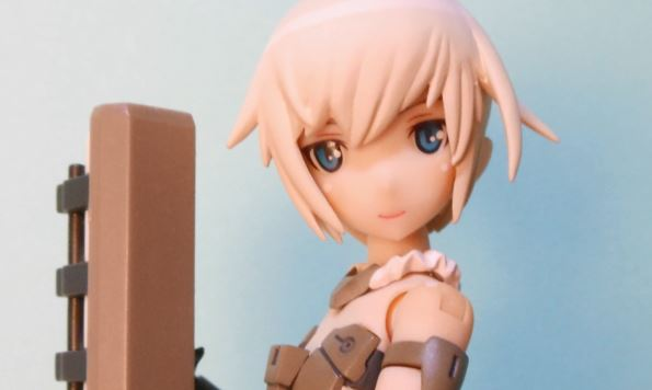 """FAガール轟雷を""""アニメっぽく""""改造してみた!  アニメのシーンを再現した圧巻の完成度に「あんたすげえよ!すげえよあんたぁ!」"""
