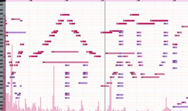 """明治、大正、昭和、平成、令和…どの時代が好き? MIDIアニメで""""元号風に""""音階を可視化した和風トランスがカッコイイ!"""