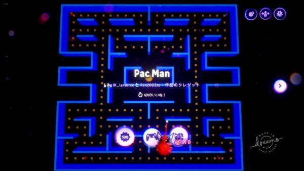 パックマンやボンバーマンを完全再現!? 想像を形にできるゲーム『Dreams Universe』の創作作品を楽しむ動画がバラエティ豊かで面白い【投稿者:シモエル】