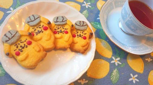 """しわピカがいっぱい…! 『名探偵ピカチュウ』の""""しわしわピカチュウ""""クッキーを作ってみたよ"""