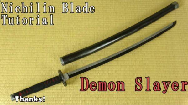 『鬼滅の刃』炭治郎の日輪刀が完成! ロマンあふれる見事な出来映えに「あなたが鋼鐵塚さんですか?」