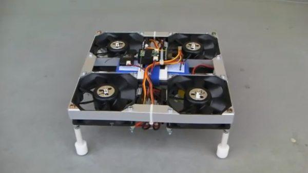 「爆音PCファンでドローン作れるんじゃね?」自作PCマニアが一度は抱いたことがある妄想を形にしてみた結果がコチラ