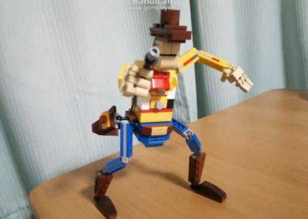 """「トイ・ストーリー」のウッディをレゴで作ってみた! 雰囲気は出ているけど""""渋い仕上がり""""に「じわじわくるw」「保安官してるとかウッディじゃない」"""