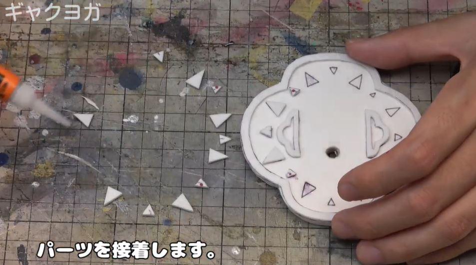 刀 割り箸 日輪