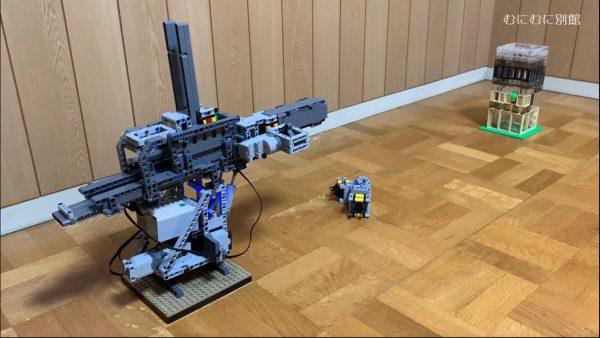 レゴでロマンある連射マシンを作ってみた! 弾丸をガシガシ自動で入れ替える姿に「ワイルドでいい」「デカすぎる」と興奮するネット民続出