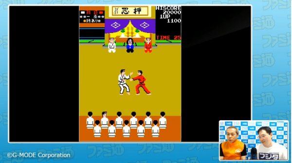 ファミ通編集部が20年前の人気アーケードゲーム、『スクランブル』『空手道』を『アーケードアーカイブス』でプレイ!