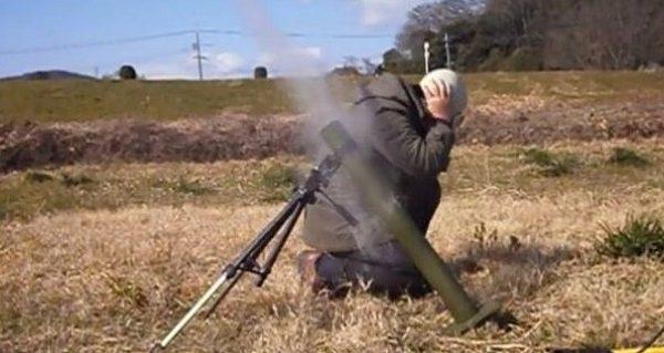 ペットボトルロケットで迫撃砲を作ってみた! 塩ビパイプと三脚を駆使して作り上げる知識と開発力に「すごい!」「おぬし何者⁉」の声