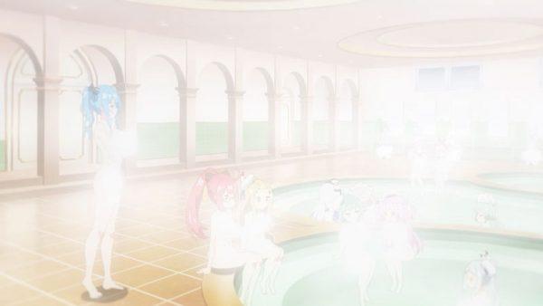 圧倒的白・白・白のお風呂回キター!! 『アズールレーン』第6話盛り上がったシーン