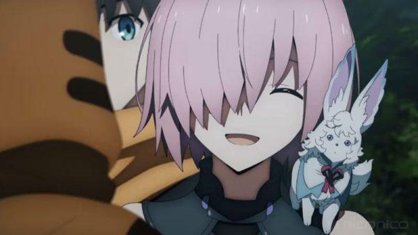 新入りをけん制するマシュの笑顔が怖すぎ。『Fate/Grand Order -絶対魔獣戦線バビロニア-』第10話盛り上がったシーン