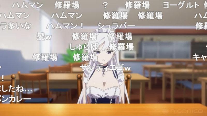 アズールレーン アニメ 10話