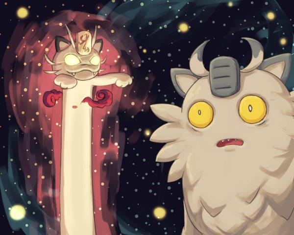 変幻自在の化け猫⁉ 『ポケモン』ニャースのイラスト特集