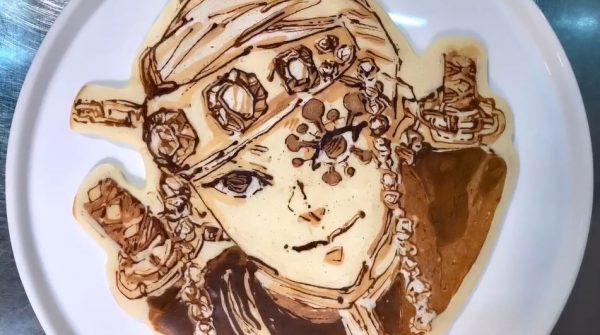 """『鬼滅の刃』『うたプリ』『テニプリ』『FGO』…次々と焼き上げられるパンケーキの""""推し""""たちに「あらやだイケメン」「ありがとう!」の声"""