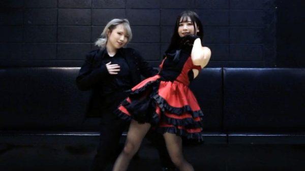 男装×ドレス姿のお姉さん二人が踊ってみた! 悪魔的な魅力があるダンスにタメ息続出「映画のワンシーンですか?」【踊り手:めーとる・なひ】
