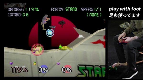『スマブラ64』プロプレイヤーによる美しきコンボ動画集が投稿。芸術点が高すぎるコンボを、筆者の好み100%でピックアップしてみた!!