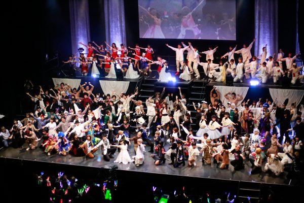 踊りの祭典「ダンマス ワールド」イベントレポート 現地参戦組からネット視聴者までもが見惚れてしまう熱いパフォーマンスが続々!